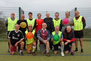 "Mr B (NORTHAMPTON) supporting <a href=""support/crick-walking-football-club"">Crick Walking Football Club</a> matched 2 numbers and won £5.00"